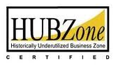 SBA Certified HUBZone Small Business